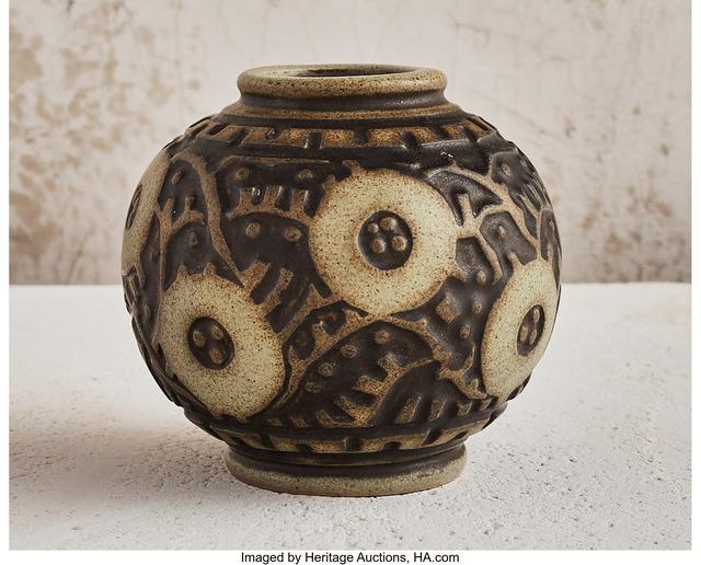 Georges Condé, 'Vase', circa 1925, Heritage Auctions