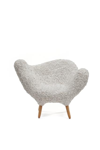 , 'Arachnid White Chair,' 2019, Friedman Benda