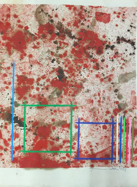 , 'Ohne Titel,' 1987, Galerie Elisabeth & Klaus Thoman