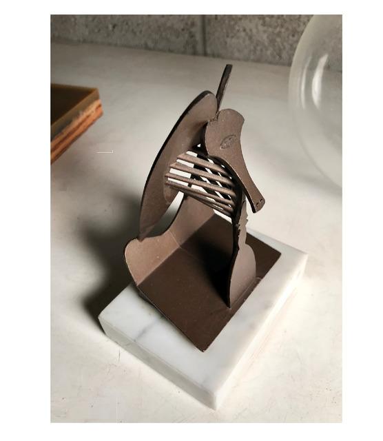 "Pablo Picasso, '""Untitled"", 1967, Miniature Replica Sculpture, Commemorative Piece for the Massive Steel Sculpture Unveiling in Chicago's Daley Plaza. ', 1967, VINCE fine arts/ephemera"