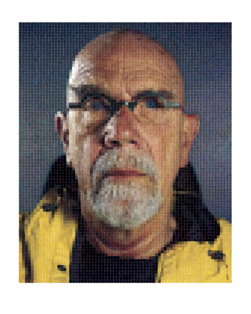 , 'Self-Portrait (Yellow Raincoat),' 2013, Contessa Gallery