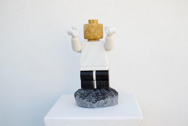 , 'Schiavo del consumismo | Pop Sculpture Italian  ,' 2019, Cabiria Art Gallery