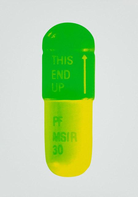 , 'The Cure - Mint Blue/Apple Green/Lemon Yellow,' 2014, Lawrence Alkin Gallery