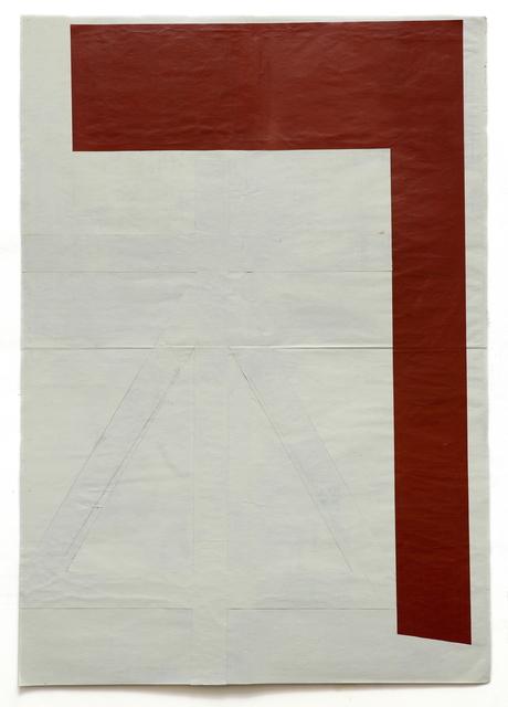 , 'sin título XI,' 2014, Galería Heinrich Ehrhardt