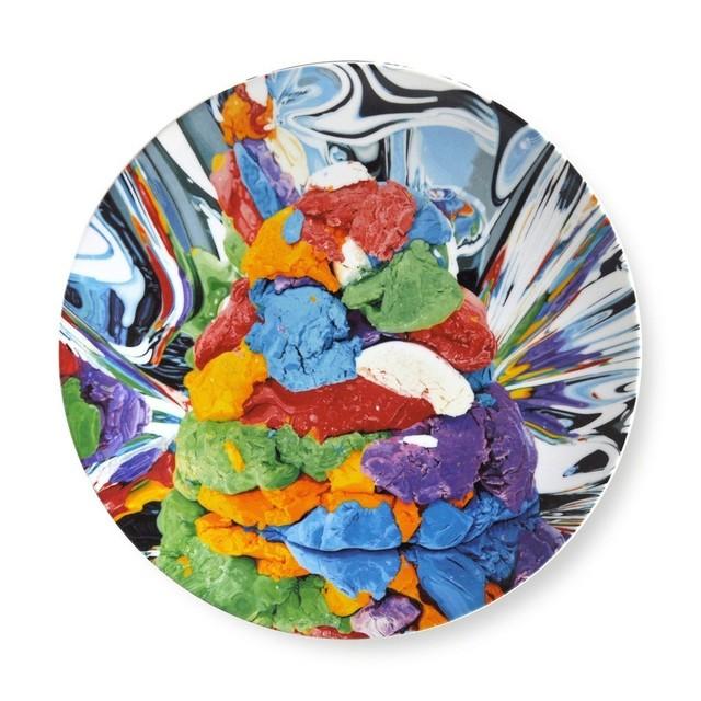 Jeff Koons, 'Play Doh Plate', 2014, Alpha 137: Prints and Exhibition Ephemera