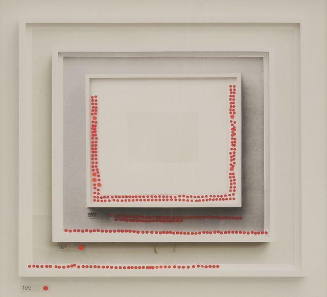 Cornelia Parker, 'Stolen Thunder Ill (Red Spot)', 2015, Sworders