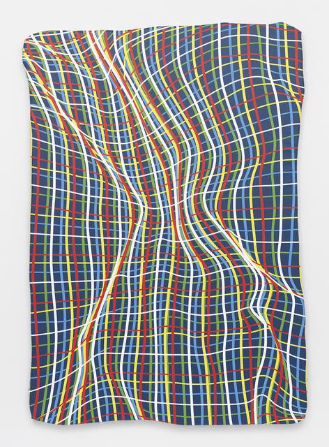 , 'Fluss (err),' 2014, Feuer/Mesler