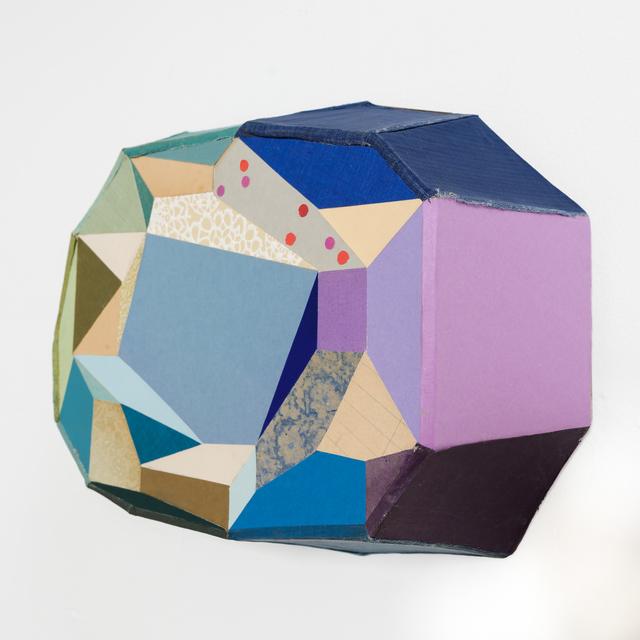 Conny Goelz Schmitt, 'Interlude', 2020, Sculpture, Vintage book parts, Kathryn Markel Fine Arts