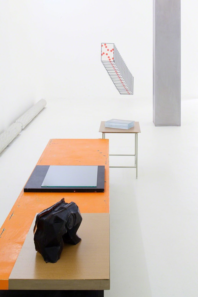 Jimena Mendoza, 'The Notion of Distance (THREAT), installation view
