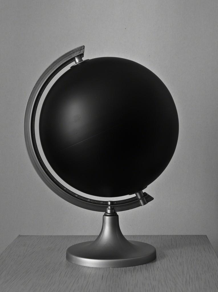 Szymon Kobylarz, The Globe (detail), 2011 © the artist, courtesy ŻAK   BRANICKA