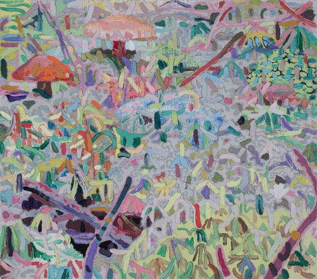 Leon Benn, 'Moss Carpet at Peaks-Kenny', 2018, David B. Smith Gallery