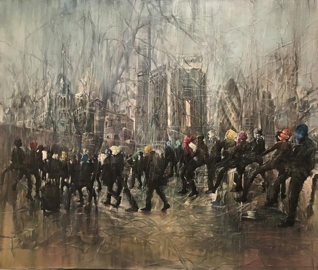 , 'Northward,' 2015, Arte Berri