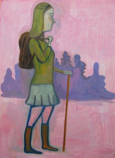 Stephanus Heidacker, 'Girl with Backpack', 2013, TEW Galleries