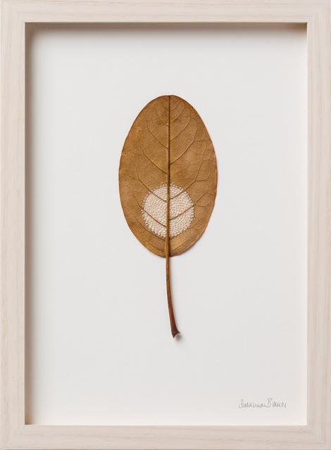 , 'Moon XXI,' 2017, Muriel Guépin Gallery
