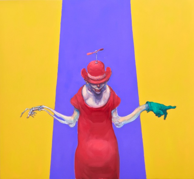 Michael Kvium, 'Contemporary Clown', 2016, Galleri Franz Pedersen