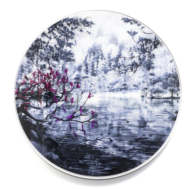 , 'Cherry Lake,' 2016, Allouche Gallery