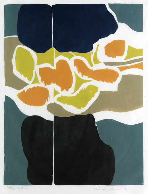 Robert Blackburn, 'Miss Unity', 1990, Dolan/Maxwell