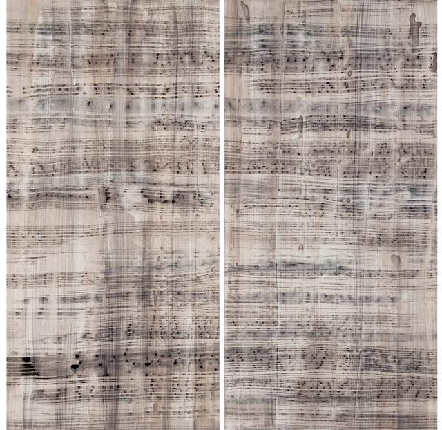 , 'Crossroads 1705 ,' 2017, Clark Gallery