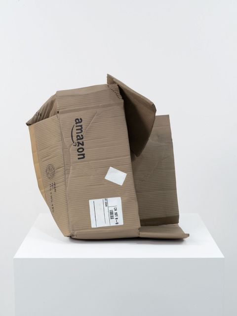 , 'Untitled (Amazon Box),' 2016, Postmasters Gallery