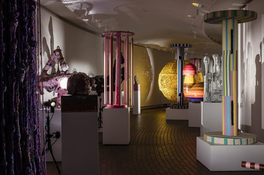 Louisiana Museum of Modern Art. Installation shot: Academy of Tal R, 2017 Photo: Anders Sune Berg