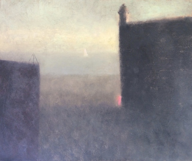 , 'Harbour Sunset,' 2013, Jenna Burlingham Fine Art