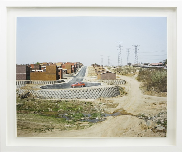 Laurence Bonvin, 'Far East Pank, Extension I, Alexandra', 2012, Museum of African Design (MOAD)