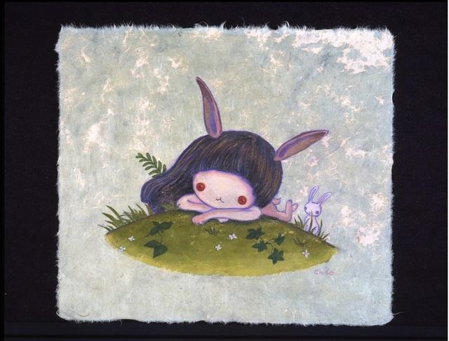 , 'Rabbit Girl,' 2009, Seattle Art Museum