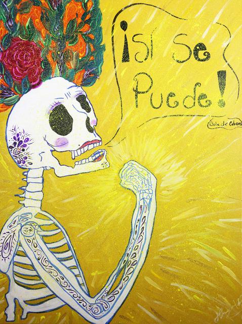 , 'Si Se Puede,' 2017, Agora Gallery