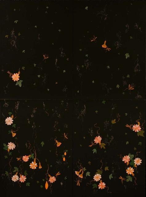 , 'Fagua at Night,' 2006, Tamarind Institute