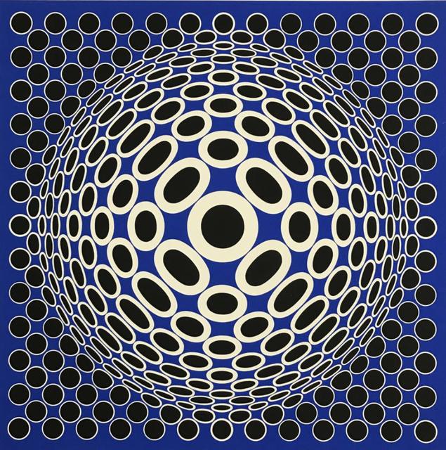 Victor Vasarely, 'Vega-Tuz', 1985, REM Project