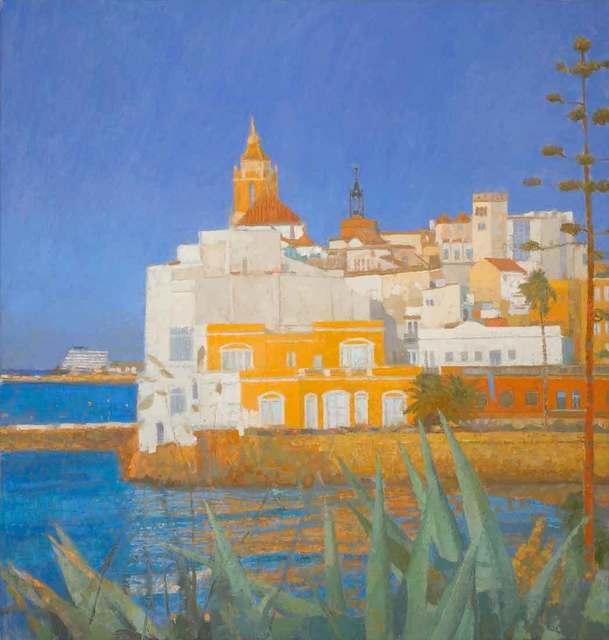 , 'Summer in the Algarve,' 2018, Catto Gallery