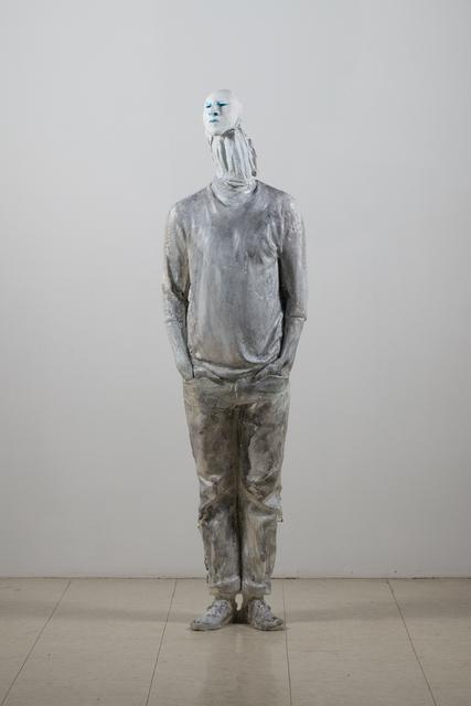 , 'Mon mammifère préféré (petite tête de 2004),' 2017-2018, Art Mûr