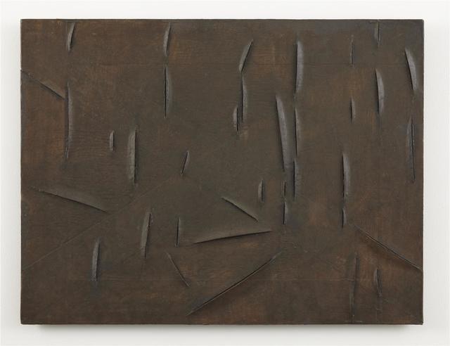 , 'Tête de Nègre,' 1959, Marianne Boesky Gallery