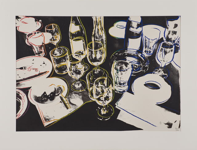 Andy Warhol, 'After the Party', 1979, Print, Screenprint on paper (framed), Rago/Wright