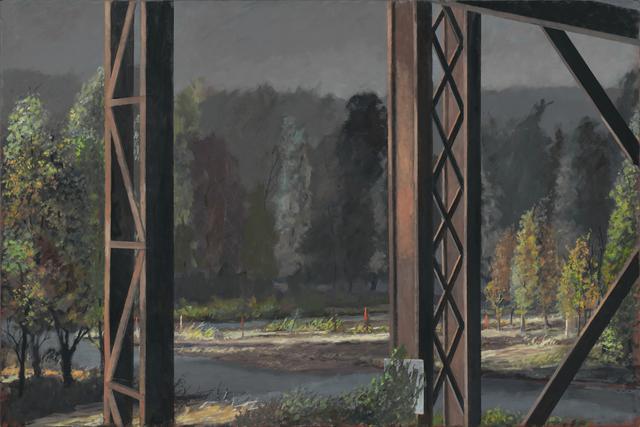 Norman Lundin, 'FROM THE RAILWAY TRESTLE', 2019, Greg Kucera Gallery