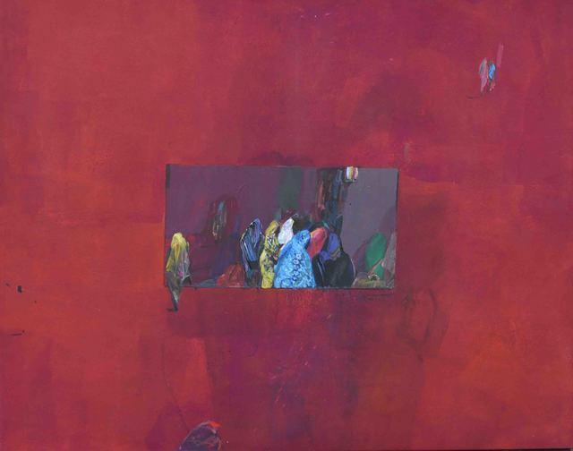 , 'Untitled ,' 2014, al markhiya gallery