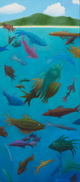 , 'Thirty-seven Typical Fishes of Antiqua and Barbuda,' 2017, Gallery NAGA