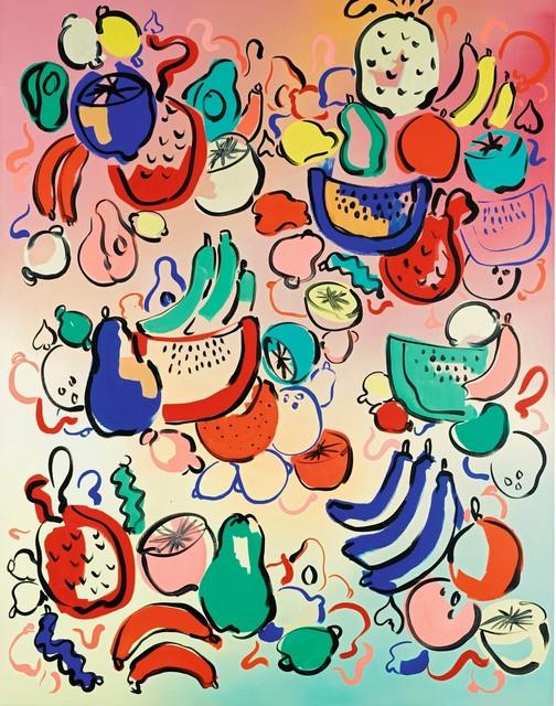 Sol Calero, 'Frutas', 2014, Painting, Oil on canvas, Andrea Festa Fine Art