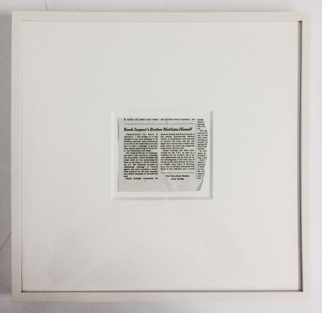 , 'Untitled,' 2000-2001, Dieu Donné