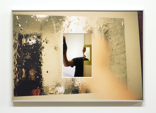 , 'two knots loop,' 2015, Simone Subal