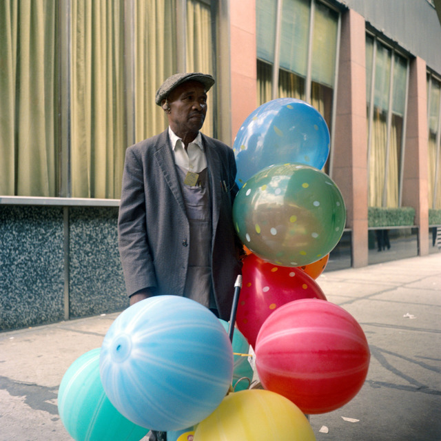 , 'Man With Balloons (VM19XXZ06746),' , KP Projects