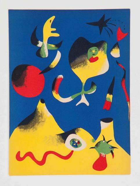 Joan Miró, 'L'air', 1938, Dope! Gallery