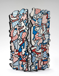 Jean Dubuffet, 'Le Tétrascopique,' 1970-1971, Phillips: Evening and Day Editions
