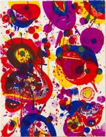 Sam Francis, Untitled #1 (from Pasadena Box)