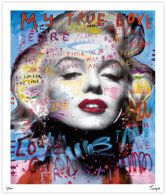 TROY HENRIKSEN, 'Marilyn, my true love', 2018, Galerie W Eric Landau