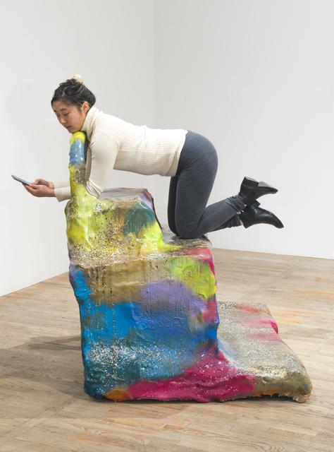 , 'Slumpie 16 – Knee Holder,' 2016, Postmasters Gallery