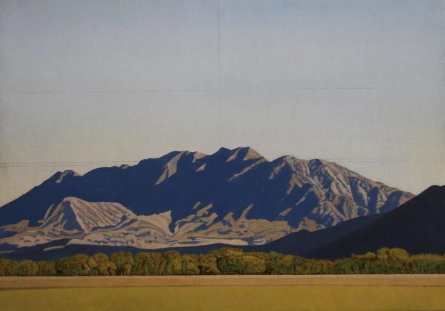 , 'Mountain no.12,' 2017, Terzian Galleries