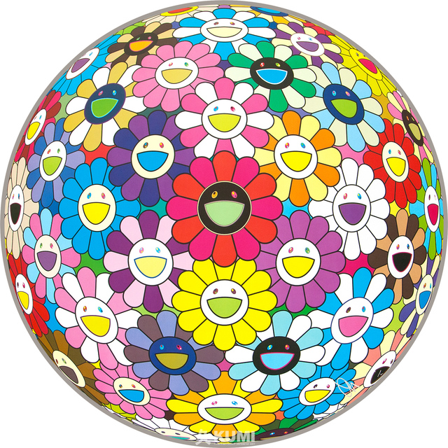 , 'Flower Ball (Multicolor),' 2016, Kumi Contemporary / Verso Contemporary