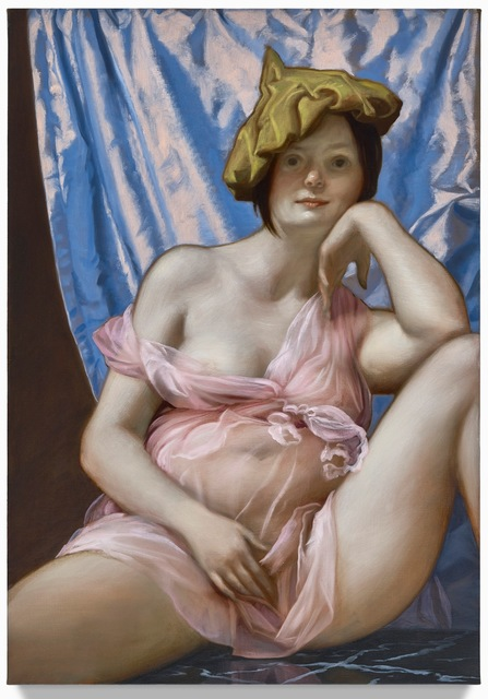 Thanksgiving (2003) by John Currin essay samples