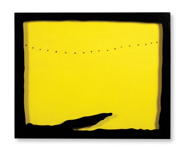 , 'Concetto Spaziale, Teatrino,' 1966, The Mayor Gallery